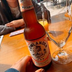 LIMIAおでかけ部/フォロー大歓迎/おでかけ/旅行/風景/グルメ/... お昼のビール最高です🍺 今日はゆっくりし…