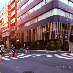 日本橋/秋/建築 日本橋進化中! ステキな街になりそうです〜