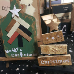 ワークショップ/DIYプランナー/クリスマスツリー/クリスマスインテリア/クリスマス/100均/... オリジナルのクリスマス飾り2018 10…(1枚目)