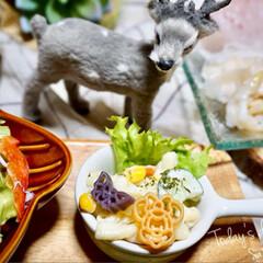 夕飯メニュー/夕食/夕飯/おうちごはん  ♡ 今日の夕飯 ♡  ¹ ⁰ 月 ² …(3枚目)