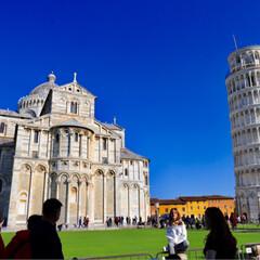 イタリア/海外旅行/イタリア旅行/秋/風景/おでかけ/... イタリア旅行🇮🇹中です----*。.(♥…