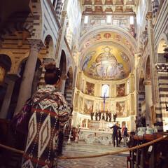 旅行/教会/海外旅行/イタリア/秋/風景/... イタリア旅行中です✈️