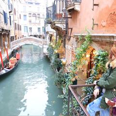 海外旅行/Venezia/イタリア/秋/風景/おでかけ/... 今年は…  イタリアに🇮🇹遊びに来てます…