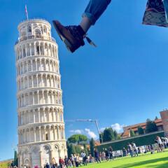 イタリア/イタリア旅行/海外旅行/秋/風景/おでかけ/... イタリア旅行🇮🇹中です----*。.(♥…