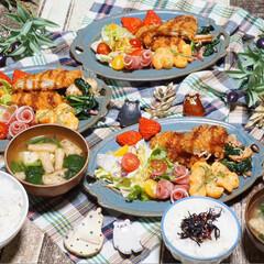 ワンプレートご飯/夕食/夕飯/LIMIAごはんクラブ/フォロー大歓迎/わたしのごはん/...  ᴳᴼᴼᴰ ᴱᵛᴱᴺᴵᴺᴳ.*·̩͙.。…