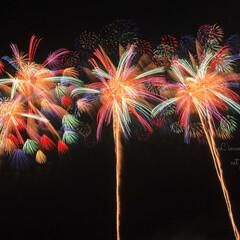 花火大会/夏の風物詩/花火/フォロー大歓迎/LIMIAファンクラブ/至福のひととき/... 花火大会𓂃𓂂𓋪𓐍𓈒 行ってきました。:+…