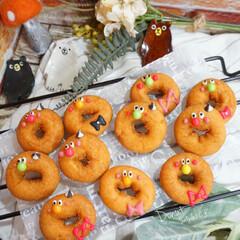 一口ドーナッツ/手作りドーナッツ/手作りお菓子/ドーナッツ/LIMIAごはんクラブ/フォロー大歓迎/... *𖣊*(○´3`○)~𓍯 🅗ёᴵᴵо 𓍯…