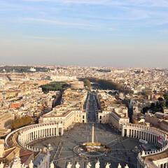 海外旅行/イタリア旅行/イタリア/フォロー大歓迎/旅行/秋/... イタリア旅行✈️🇮🇹 バチカン市国🇻🇦