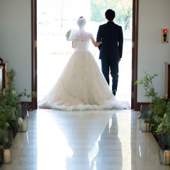 令和元年フォト投稿キャンペーン/令和の一枚 結婚式💐(5枚目)