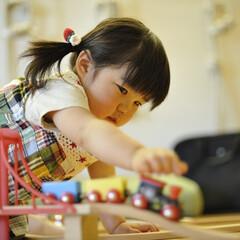 子供/おもちゃ/木製玩具/木製レール/キッズ/プラレール レール遊びは男の子の遊びだと思っていませ…