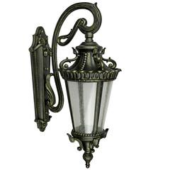 照明器具/アンティーク/玄関照明/アウトドアライト/屋外照明/外部照明/... アンティークで重厚な雰囲気で、なかなか出…