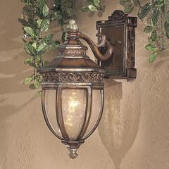 照明器具/玄関照明/アウトドアライト/屋外照明/外部照明/アプローチライト/... ■キャッスルリッジ■ 1番人気の玄関照明…