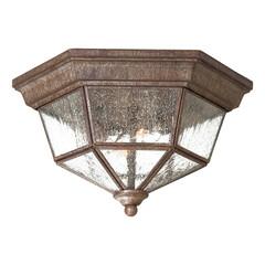 照明器具/シーリングライト/玄関照明/屋外照明/防水/アンティーク/... 6角形のデザインが珍しい、おしゃれなアン…