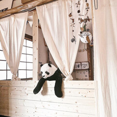 子供部屋インテリア/子供部屋/暮らしを楽しむ/風景/インテリア/家具/... 和室の子供部屋を改造中です♪  リビング…