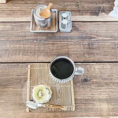 手作りケーキ/おうちカフェ/カフェタイム/カフェ風/雑貨/暮らし お友達のおうちでCafe time 𖠚ᐝ…