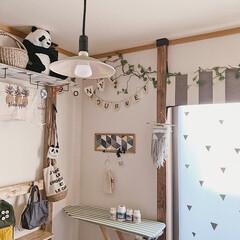ミルクペイント 4ペンキ DIY 塗装 塗る ペイント 家具 大工 色付け 50mL ターナー | ターナー(ペンキ、塗料)を使ったクチコミ「子ども部屋のランプシェードをペイントしま…」