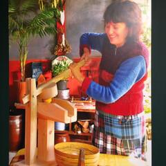 キッチン雑貨/収納/キッチン/雑貨/ハンドメイド/住まい/... ベニシアさんの手作り暮らし展に行ってきま…(7枚目)