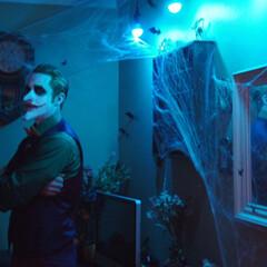 ハロウィン/パーティ/ジョーカー/電球/怪しい 今年のハロウィン衣装はこれ! パーティ当…