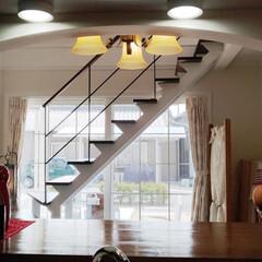リノベーション/不動産・住宅/洋風/階段/デザイン階段/ロブスクエア/... 洋風な内装にも違和感の無い存在。 愛知県…