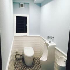 リノベーション トイレのリノベーション。