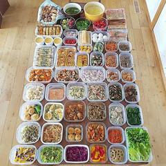 お弁当のおかず/ストック/下味冷凍/常備菜/つくおき/作りおき/... 今週の作りおき 娘のお弁当があるため、多…