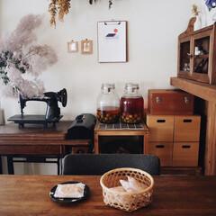 スモークツリー/賃貸/レトロ/頂きもの/お菓子/至福のひととき/... 最近、ご近所さんから ドリームキャッチャ…