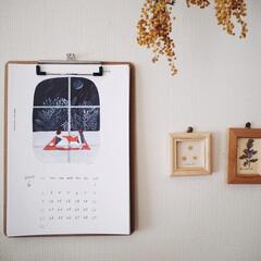 梅雨/イラスト/西淑カレンダー/西淑/6月/カレンダー/... 6月も突入⚐⚐ 毎月、西淑さんのカレンダ…