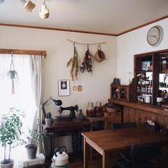 古民家風/レトロ/木の家/賃貸/インテリア/雑貨/... こんばんは☺️⚐ 本日はとっても暖かくて…