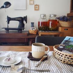 竹かご/暮らしのキロク/梅酒/無印良品/古谷浩一/うつわ好き/... 少し前に、京都に行った時に買ってきた 焼…