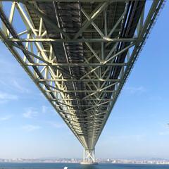 無料スポット/子どもとお出かけ/明石海峡大橋/淡路島/GW/おでかけワンショット 明石海峡大橋の裏側!  GWは淡路島に帰…