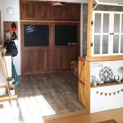 和室改造/セルフリノベーション/帽子掛け/ハンガーラック/男の子部屋/子ども部屋/... この部屋は、息子部屋として和室を大改造し…