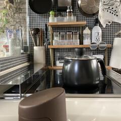 フジマル ブラック エッグパン 18cm   マイヤー(料理別フライパン)を使ったクチコミ「こんばんわ☆ 以前からずっと探していたキ…」(2枚目)