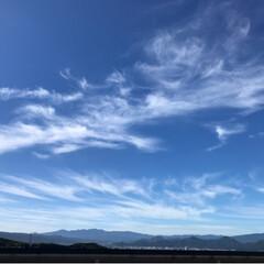 令和元年フォト投稿キャンペーン/令和の一枚/LIMIAファンクラブ/至福のひととき/風景/暮らし/... おはようございます☀ 空の色がとっても綺…(2枚目)