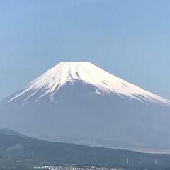 富士山🗻/青空/晴天 おはようございます☀ 今朝の富士山🗻 晴…