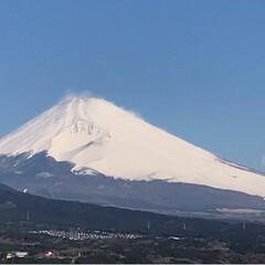 富士山🗻/夕暮れ時/風景/わたしのお気に入り おはようございます☀ 今日の富士山🗻綺麗…