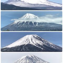 世界遺産/富士山/春のフォト投稿キャンペーン/ありがとう平成/令和の一枚/GW/... 今日の富士山🗻 見る方角や時間、お天気の…
