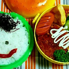 彩り/毎日/愛情/お弁当