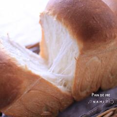 パン作り/手作りパン/フード パン・ド・ミ 作りました。 カクカクして…(2枚目)