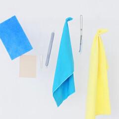 ピカピカ/クリーン/しっかりお掃除/お掃除道具/暮らし/シンプルライフ/... 私のセレクトしたお掃除グッズセット  水…(1枚目)