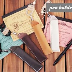 ハンドメイド/ファッション/おすすめアイテム/クレベリン/ペン型クレベリン/ボールペンホルダー/... ペン型のクレベリンやボールペン以外に、 …