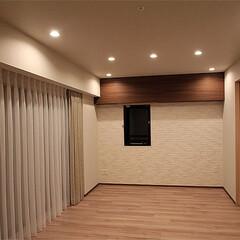 大阪市/リフォーム/ダウン/ライト/マンション ダウンライトに目を奪われる納得のできるリ…