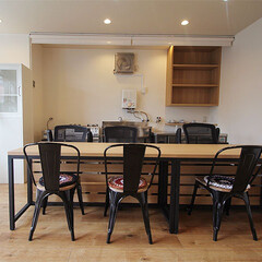 テーブル/家具/製作/店舗/介護 福祉介護施設のテーブルを製作しました h…