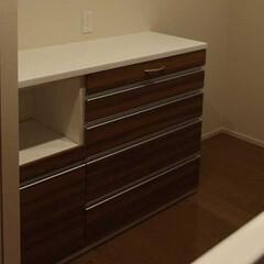 家具/棚/食器/製作 オプション家具って夢がありますよね。 h…