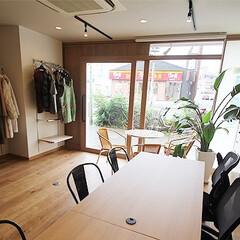 リフォーム/介護/大阪市/店舗 介護ステーションのインテリアを店舗リフォ…