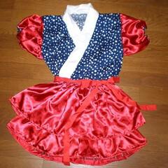 ハロウィン/コスプレ/衣装/あまちゃん/手作り/ハンドメイド 2013年に作ったハロウィン衣装(子供用…