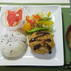 体に優しいご飯/ノンフライ/コロッケ/夕ご飯/ゆうごはん/LIMIAごはんクラブ/... 今日の夕ご飯です。 食後にはガム、バッグ…