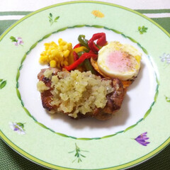 毎日のごはん/鳥もも肉/ていねいな暮らし/サイゼリヤ/こどものいる暮らし/夕ご飯/... サイゼリヤのディアボラ風チキンが好きな息…
