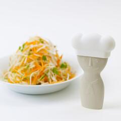 MARNA/マーナ/キッチン/家事/料理/調理/... サラダにぴったりな千切りがスイスイできる…