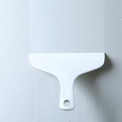 マーナ/MARNA/お風呂/浴室/バス/水切り/... 浴室のカビ予防に、軽い力でサッと水切りが…