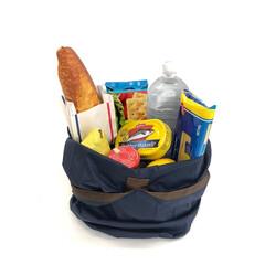 マーナ/MARNA/Shupatto/シュパット/お買い物/バッグ/... 一気にたためるタテ型バッグ「Shupat…